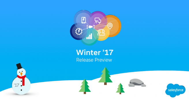 salesforce winter